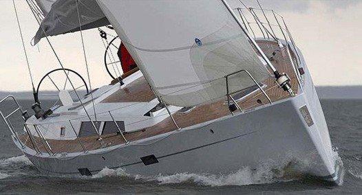 voilier à louer à Bandol : Hanse 470e